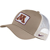 Nike Men's Minnesota Golden Gophers Tan Classic99 Trucker Hat
