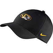 Nike Men's Missouri Tigers Legacy91 Adjustable Black Hat