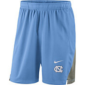 Nike Men's North Carolina Tar Heels Carolina Blue Franchise Shorts