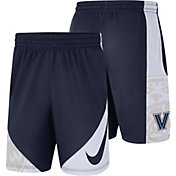 Nike Men's Villanova Wildcats Navy Basketball Dry HBR Shorts
