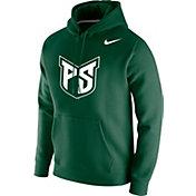 Nike Men's Portland State Vikings Green Club Fleece Pullover Hoodie