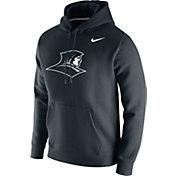 Nike Men's Providence Friars Club Fleece Pullover Black Hoodie
