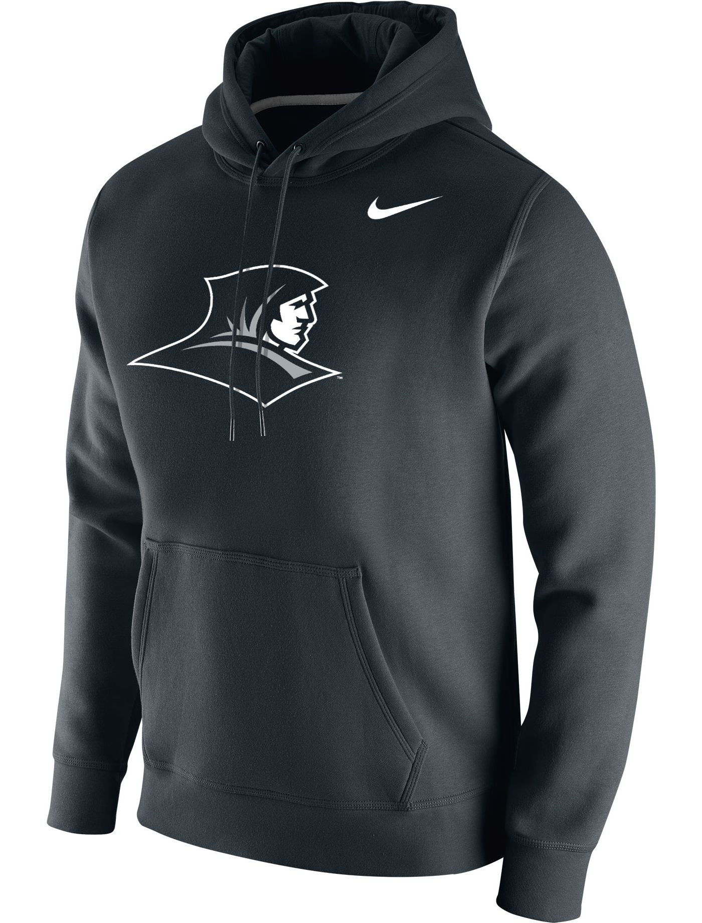 Nike Men's Providence Friars Club Fleece Pullover Black Hoodie