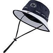 Nike Men's Penn State Nittany Lions Blue Dri-FIT Sideline Bucket Hat