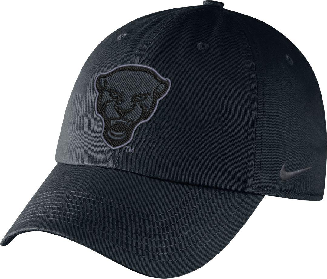 8a7a323f Nike Men's Pitt Panthers Dri-FIT H86 Authentic Black Hat | DICK'S ...