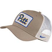 Nike Men's Pitt Panthers Tan Classic99 Trucker Hat