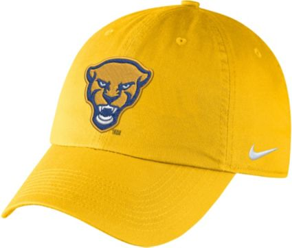 low priced 0cd36 92442 Nike Men s Pitt Panthers Gold Unstructured Adjustable Hat. noImageFound