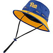 Nike Men's Pitt Panthers Blue Dri-FIT Sideline Bucket Hat