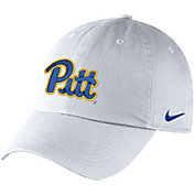 Nike Men's Pitt Panthers Dri-FIT H86 Authentic White Hat