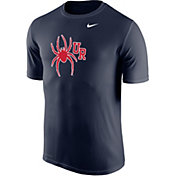 Nike Men's Richmond Spiders Blue Logo Dry Legend T-Shirt