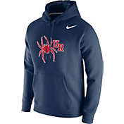Nike Men's Richmond Spiders Blue Club Fleece Pullover Hoodie