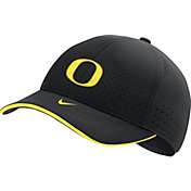 Nike Men's Oregon Ducks AeroBill Classic99 Football Sideline Black Hat