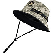 Nike Men's Army West Point Black Knights Camo Dri-FIT Sideline Bucket Hat