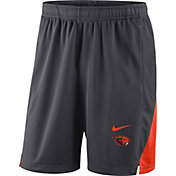 Nike Men's Oregon State Beavers Grey Franchise Shorts