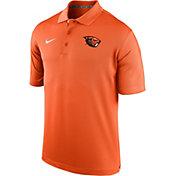 Nike Men's Oregon State Beavers Orange Varsity Polo