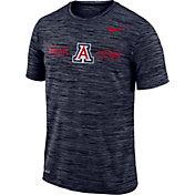 Nike Men's Arizona Wildcats Navy Velocity 'Bear Down' Football T-Shirt