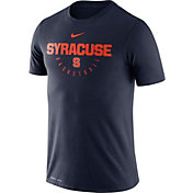 Nike Men's Syracuse Orange Blue Basketball Legend T-Shirt