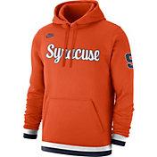 Nike Men's Syracuse Orange Orange Club Retro Hoodie