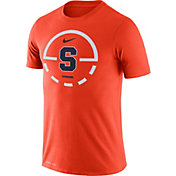 Nike Men's Syracuse Orange Orange Legend Basketball Key T-Shirt