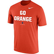Nike Men's Syracuse Orange Orange Dri-FIT Phrase T-Shirt
