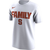 Nike Men's Syracuse Orange 'Family' Bench White T-Shirt