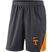 Nike Men's Tennessee Volunteers Grey Franchise Shorts