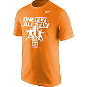 Nike Men's Tennessee Volunteers Tennessee Orange One Fly All Fly Basketball T-Shirt
