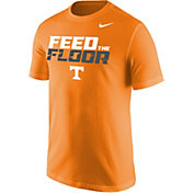 Nike Men's Tennessee Volunteers Tennessee Orange 'Feed the Floor' Basketball T-Shirt