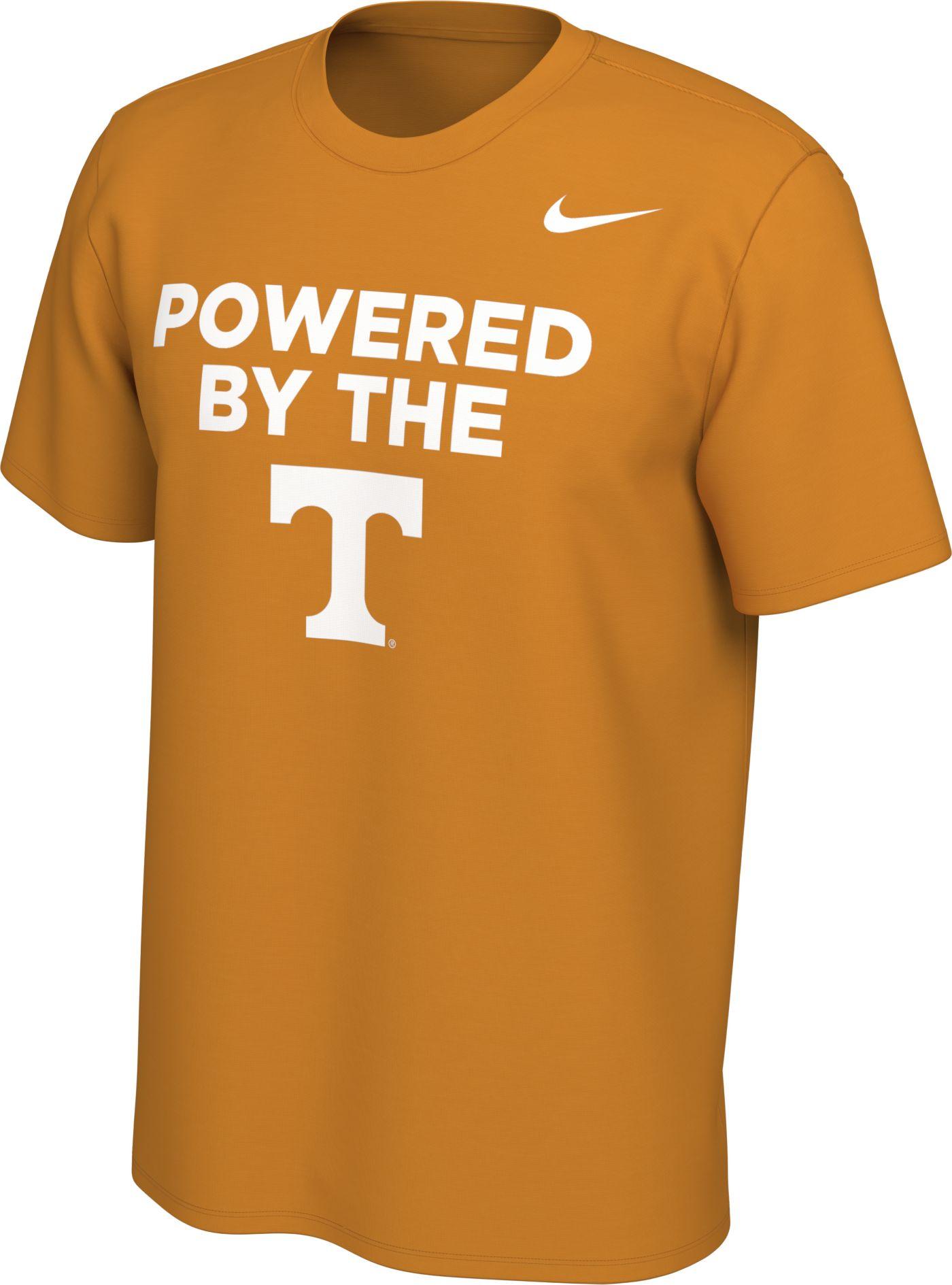 Nike Men's Tennessee Volunteers Tennessee Orange Mantra T-Shirt