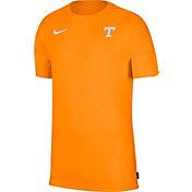 Nike Men's Tennessee Volunteers Tennessee Orange Top Coach UV T-Shirt
