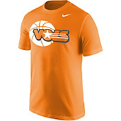 Nike Men's Tennessee Volunteers Tennessee Orange Vols Basketball T-Shirt
