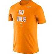 Nike Men's Tennessee Volunteers Tennessee Orange Dri-FIT 'Go Vols' T-Shirt