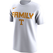 Nike Men's Tennessee Volunteers 'Family' Bench White T-Shirt