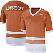Nike Men's Texas Longhorns Burnt Orange Alternate Throwback Football Jersey