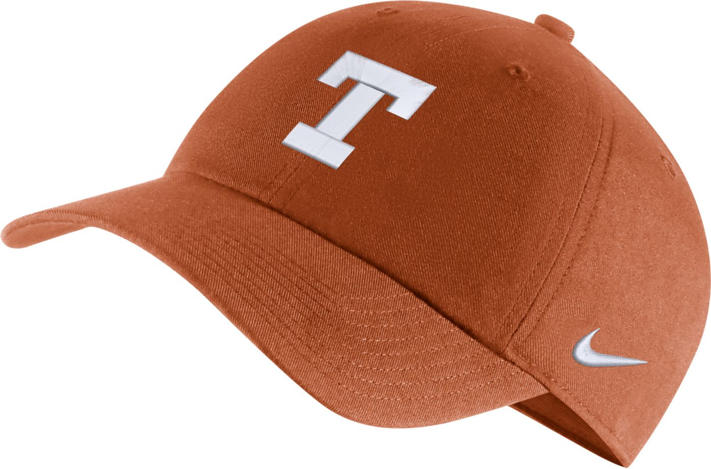 Nike Men's Texas Longhorns Burnt Orange Heritage86 Logo Hat