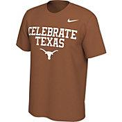Nike Men's Texas Longhorns Burnt Orange Mantra T-Shirt