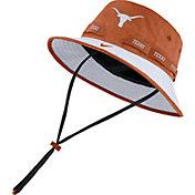 Nike Men's Texas Longhorns Burnt Orange Dri-FIT Sideline Bucket Hat