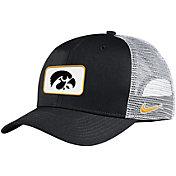 Nike Men's Iowa Hawkeyes ANF Trucker Black Hat