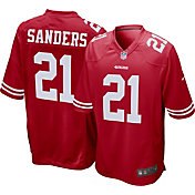 Nike Men's Home Game Jersey San Francisco 49ers Deion Sanders #21