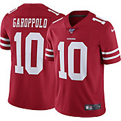 Nike Men's 100th Home Limited Jersey San Francisco 49ers Jimmy Garoppolo #10