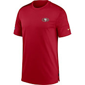 Nike Men's San Francisco 49ers Coaches Sideline T-Shirt