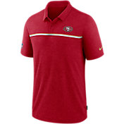 Nike Men's San Francisco 49ers Sideline Early Season Polo