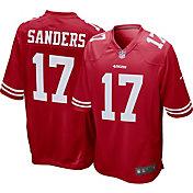 Nike Men's Home Game Jersey San Francisco 49ers Emmanuel Sanders #17