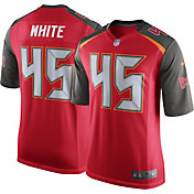 Nike Men's Home Game Jersey Tampa Bay Buccaneers Devin White #45