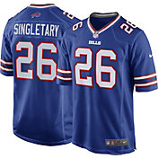 Nike Men's Buffalo Bills Devin Singletary #26 Royal Game Jersey
