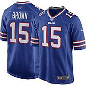 Nike Men's Home Game Jersey Buffalo Bills John Brown #15