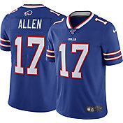 Nike Men's 100th Home Limited Jersey Buffalo Bills Josh Allen #17