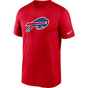 Nike Men's Buffalo Bills Legend Logo Red T-Shirt