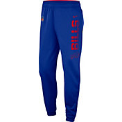 Nike Men's Buffalo Bills Sideline Therma-FIT Performance Royal Pants