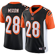 Nike Men's 100th Home Limited Jersey Cincinnati Bengals Joe Mixon #28